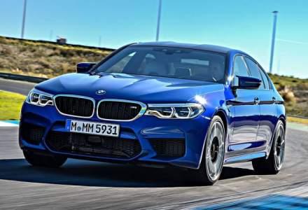 2018 BMW M5 (F90) prezinta primele defectiuni! Iata de ce este rechemat in service!