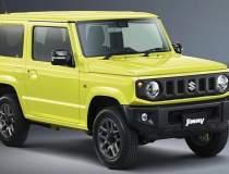 Noua generatie Suzuki Jimny:...