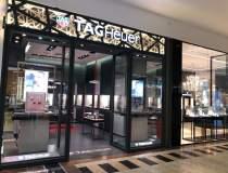Primul magazin TAG Heuer din...