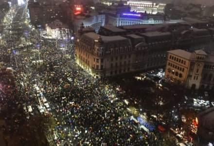 """""""Ultimatum pentru Dragnea"""" - protest in fata Parlamentului. Sunt anuntate manifestari si in alte orase, dar si in strainatate"""