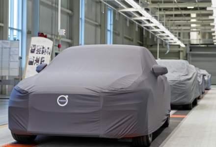 Volvo si-a deschis prima fabrica din SUA: productia noului model S60 va incepe in toamna acestui an