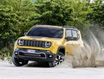 Jeep Renegade vine in toamna...