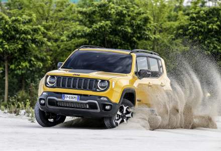 Noul Jeep Renegade apare in septembrie in Romania. Va avea motor de 1 litru