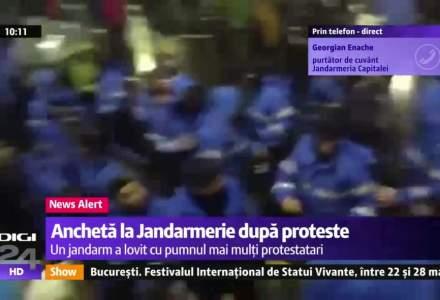 Raspunsul Jandarmeriei Romane: Cand sunt considerati jurnalistii...jurnalisti?