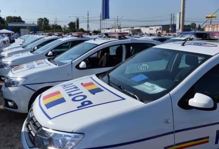 Modificari in Codul Rutier care vizeaza radarele de pe masinile de politie