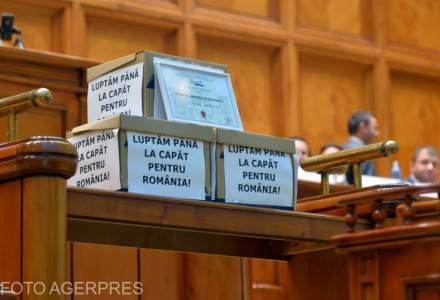 Motiunea de cenzura a fost respinsa. Doar 166 de parlamentari au votat pentru demiterea guvernului