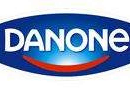 Iaurtul Danone suspect de contaminare cu dioxina, retras din 31 de judete
