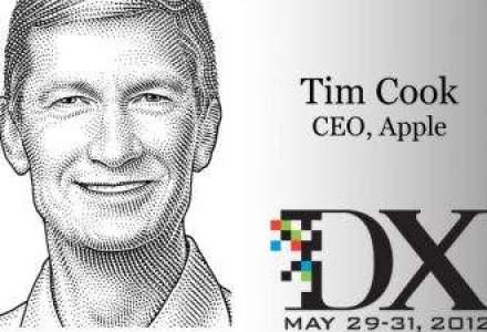Tim Cook, seful Apple, despre creativitate, ultimele invataminte ale lui Jobs si Windows 8