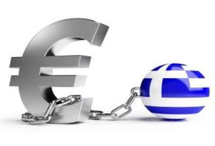 Balon de oxigen pentru bancile din Grecia