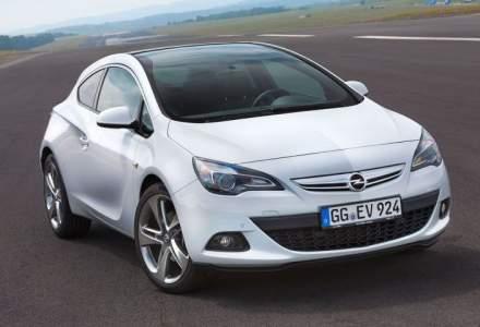 Opel renunta la modelele Astra GTC si Zafira