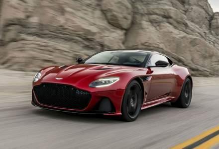 Cel mai puternic si performant Aston Martin e aici: DBS Superleggera vine cu 725 CP si face 0-100 km/h in 3.4 secunde