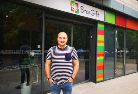 StarGift vine pe piata de cadouri personalizate cu un nou concept de showroom & coffee
