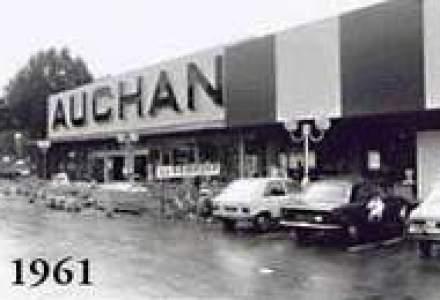 Cum s-a nascut afacerea de familie Auchan