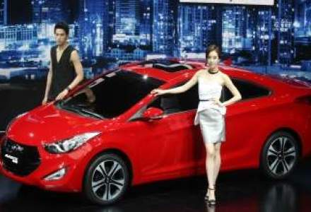 Hyundai a prezentat Elantra Coupe in Asia