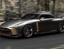 Nissan GT-R50 primeste un...