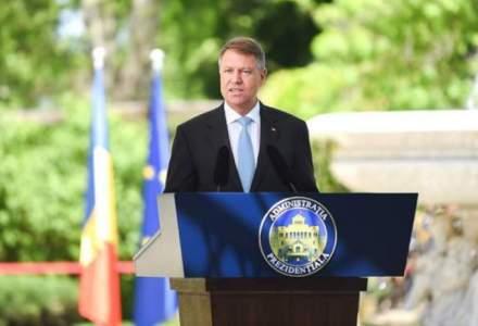 Presedintele Iohannis ataca la CCR legea privind infiintarea Fondului Suveran de Investitii