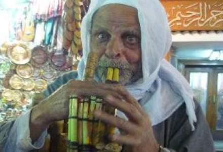 [Reportaj] Cairo in plina campanie electorala: Flamand dupa libertate si turisti