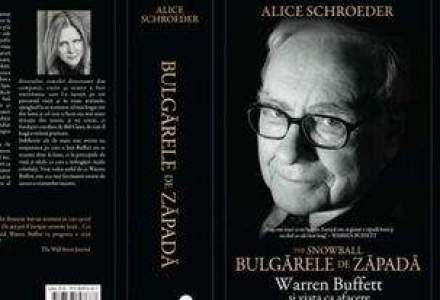 CARTEA SAPTAMANII: Bulgarele de zapada - Warren Buffett si viata ca afacere [VIDEO]
