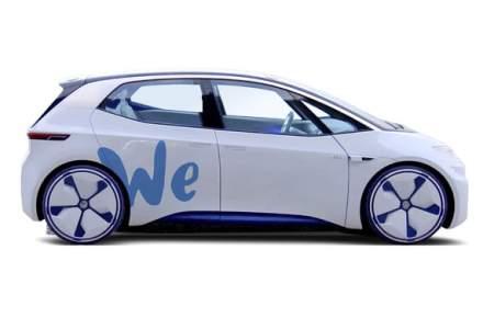 Volkswagen va lansa serviciul de car-sharing We cu masini electrice: in Germania din 2019, extindere globala din 2020