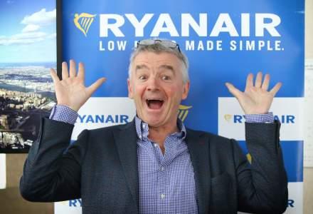Sindicatele Ryanair din Spania, Portugalia si Belgia vor declansa greve coordonate in perioada 25-26 iulie
