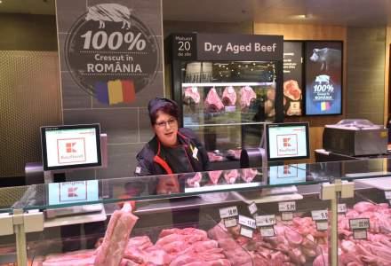 Sapte dintre cei 10 mari retaileri din Romania au depasit, in 2017, pragul de 1 mld. euro din vanzari, intr-o piata dominata de Kaufland