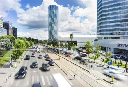 CBRE: Zona CBD din Bucuresti si zona de Centru au cel mai mare potential de dezvoltare a proiectelor de tip zgarie nori in urmatorii ani