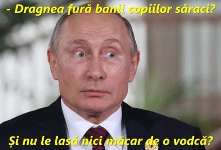 """""""Hey, Dragnea! Leave the kids alone!"""": Cum l-a luat Internetul peste picior pe liderul PSD"""