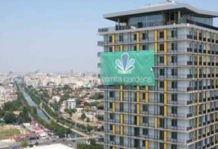 Complexul Asmita Gardens este disponibil integral potentialilor cumparatori