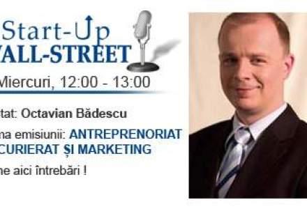 A lansat propriile afaceri in curierat si cercetare de piata. Urmareste emisiunea Start-Up Wall-Street!