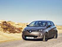 Renault Zoe, disponibil si in...
