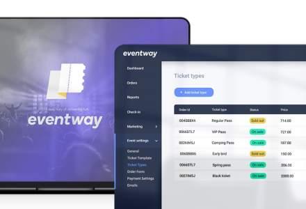 Iesenii de la IntelligentBee lanseaza platforma de self-ticketing Eventway