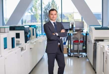 Directorul general Synevo Romania, numit lider pe cinci piete din Europa de Est