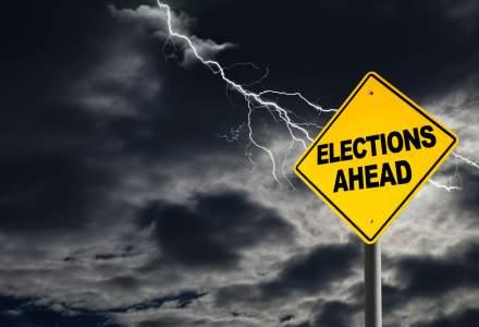 Economia Romaniei incetineste brusc din cauza incertitudinilor politice si dezechilibrelor create de pomenile electorale