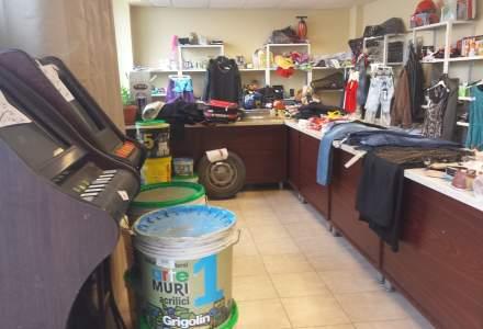 Unde sunt cele 41 de magazine ANAF care comercializeaza bunuri confiscate