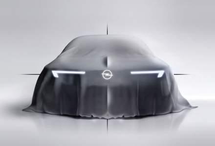 Primul teaser pentru conceptul pregatit de Opel in 2018: indicii despre noua directie de design a marcii