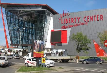 Liberty Center, grad de ocupare de 80% si cresteri ale traficului si cifrei de afaceri in primele sase luni din 2018