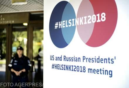 Donald Trump si Vladimir Putin, fata in fata. Mizele summitului ruso-american de la Helsinki