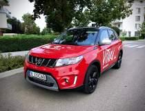 Test drive cu Suzuki Vitara...