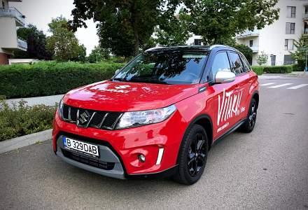 Test drive cu Suzuki Vitara S, un model fabricat exemplar in Ungaria