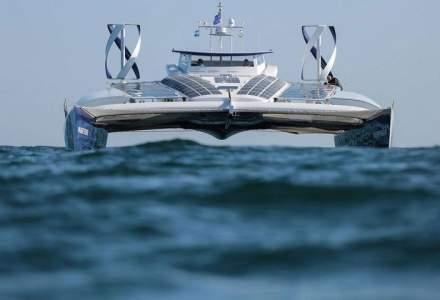 Toyota trimite la test o barca ce functioneaza pe baza de hidrogen si este autonoma