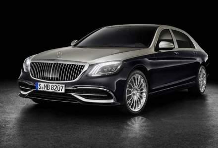 Mercedes-Benz, lider detasat in clasamentul vanzarilor premium