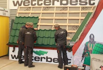 Depaco - Wetterbest, producator de tigla metalica, organizeaza cursuri autorizate de meserii in Romania