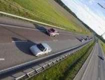 Circulatia pe autostrada A1 a...