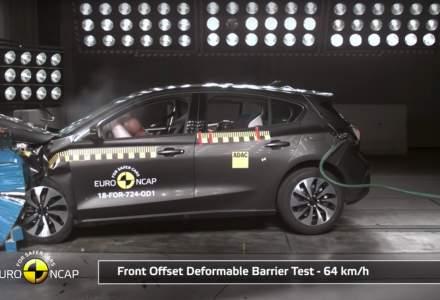 Euro NCAP a testat modele noi: Ford si Volvo