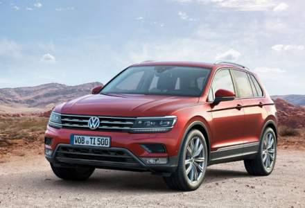 Schimbari in gama Volkswagen Tiguan: motorul pe benzina de 1.4 litri, inlocuit de noul propulsor de 1.5 litri si 150 CP