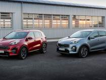 Kia Sportage facelift este...