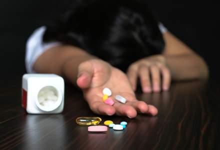 Peste 70.000 de minori au primit in Anglia retete pentru medicamente antidepresive anul trecut
