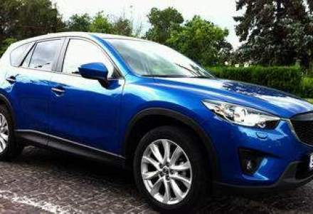 Test Drive Wall-Street: Mazda CX-5