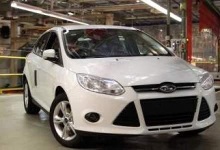 """Ford EcoBoost 1.0, produs la Craiova, desemnat """"Motorul anului"""""""