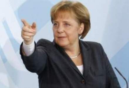 Merkel: Germania nu poate salva singura economia mondiala